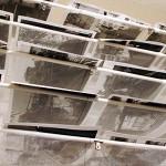 バライタ印画紙の乾燥とフラットニング